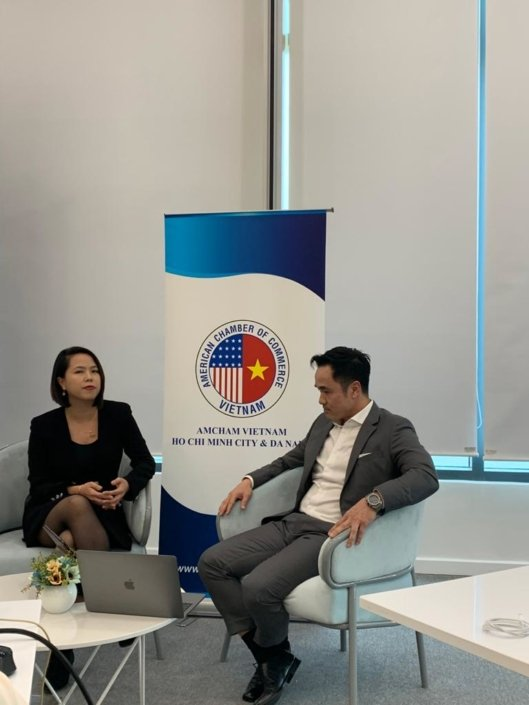 Discussion on Vietnam's venture capital and tech startup investment scene