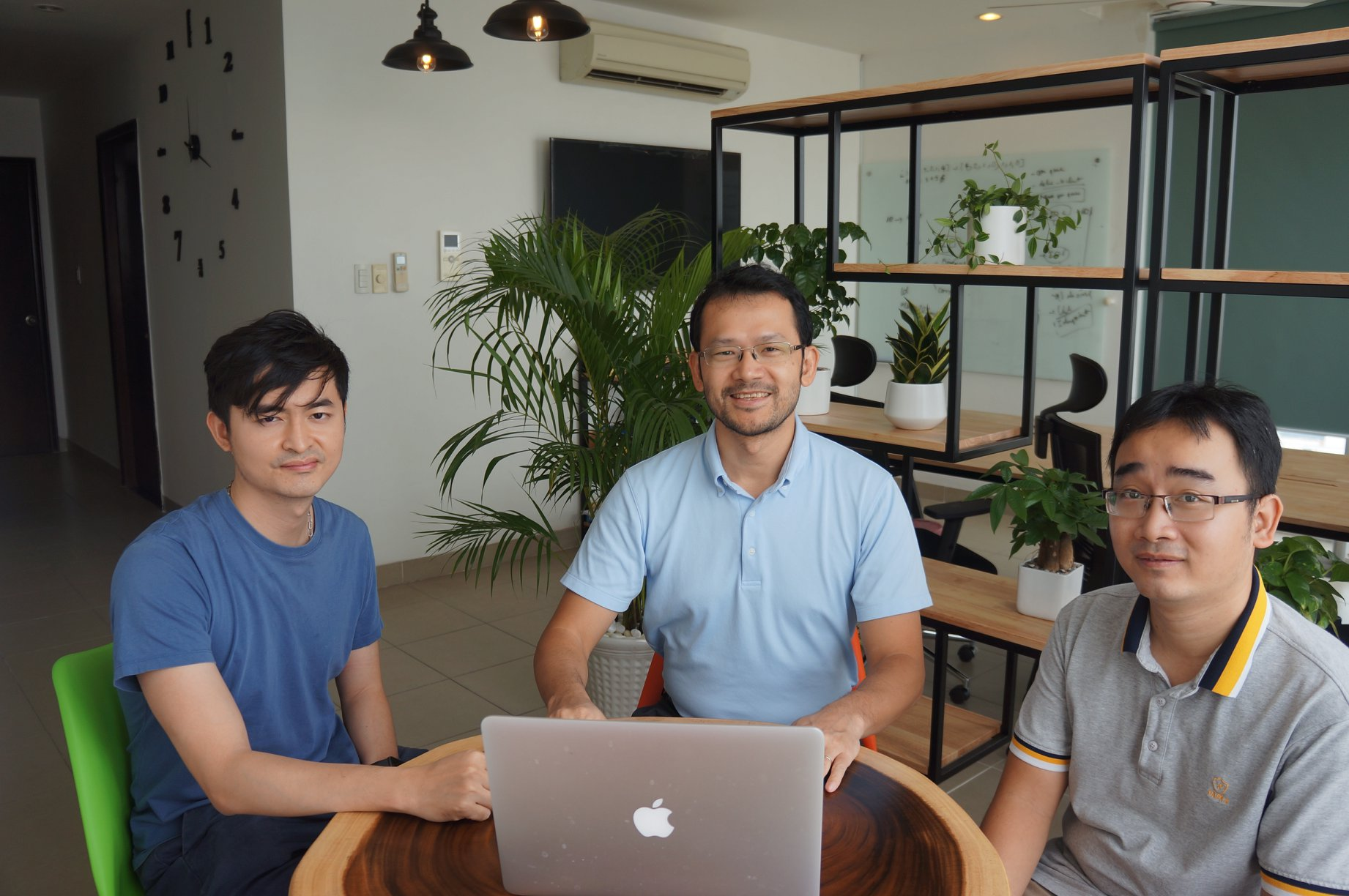 Palexy raises $1 million in the seed round of financing led by Do Ventures and Access Ventures